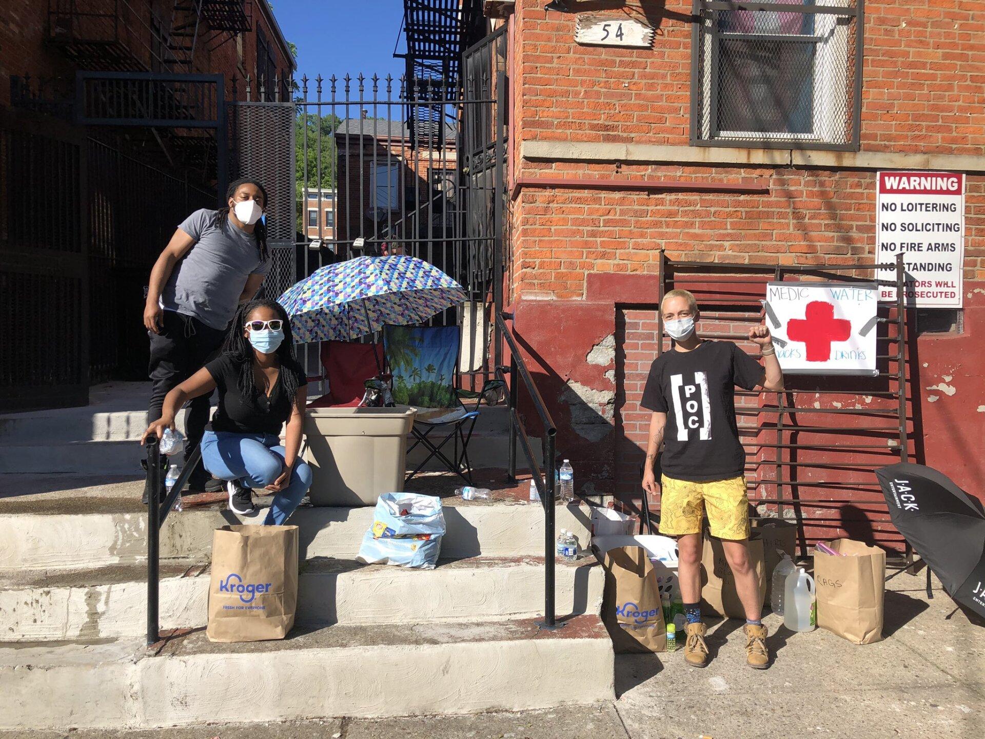 WCPO first aid station OTR.jpeg