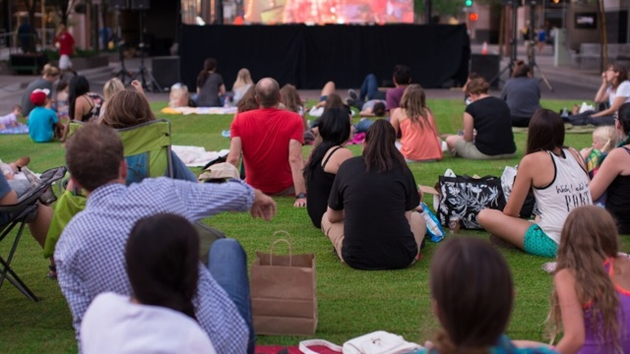 Bring the popcorn! 20 free movies to see in Gilbert, Glendale, Mesa, Phoenix, Tempe