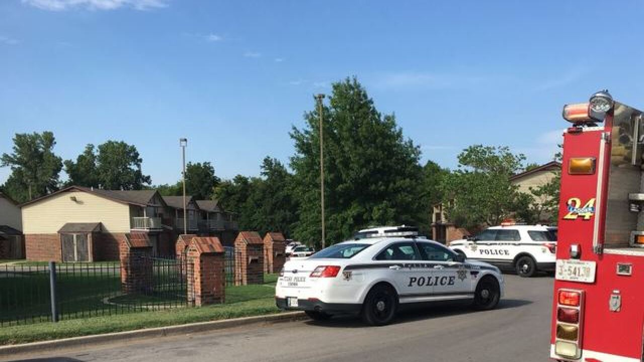Police investigating possible shooting