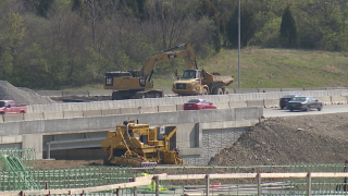 I-70 and I-435 Interchange Project