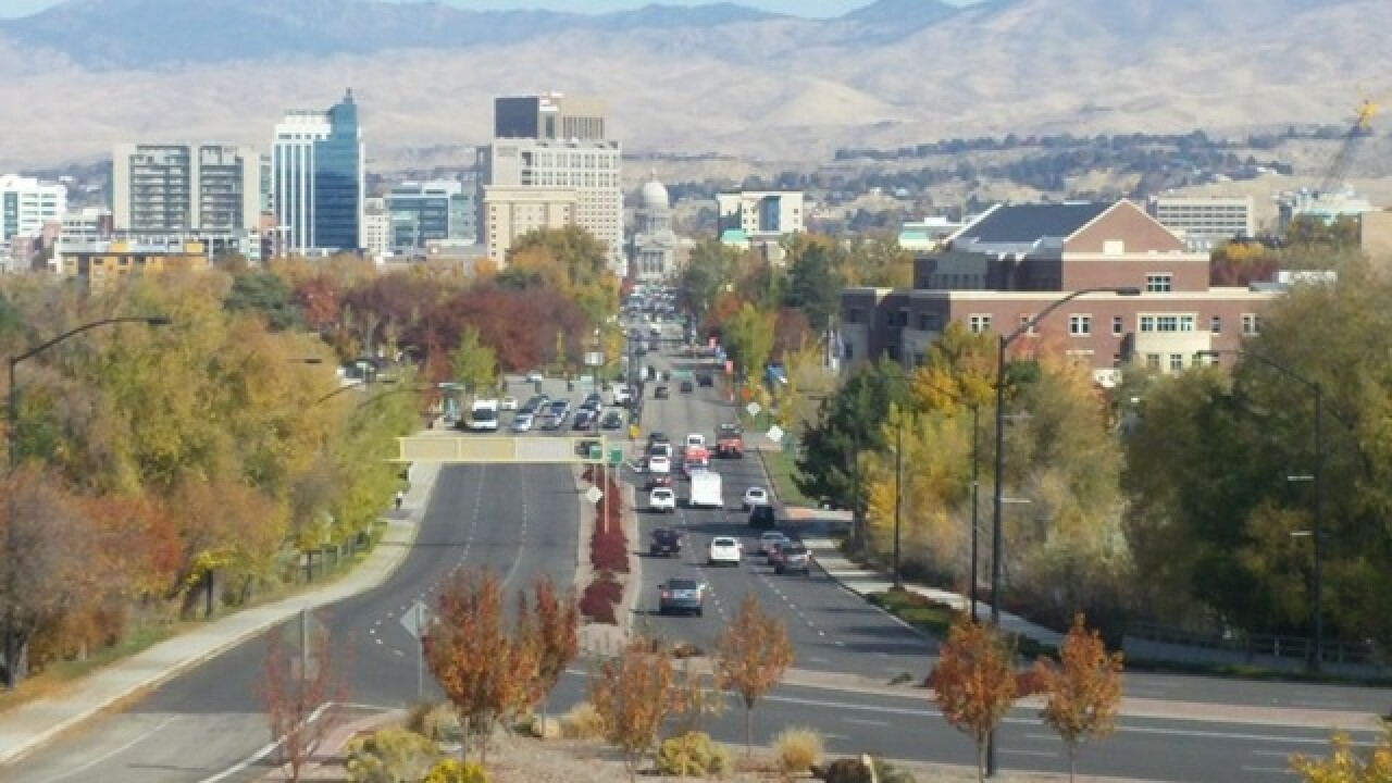 Study: Idaho #3 top moving destination for 2017