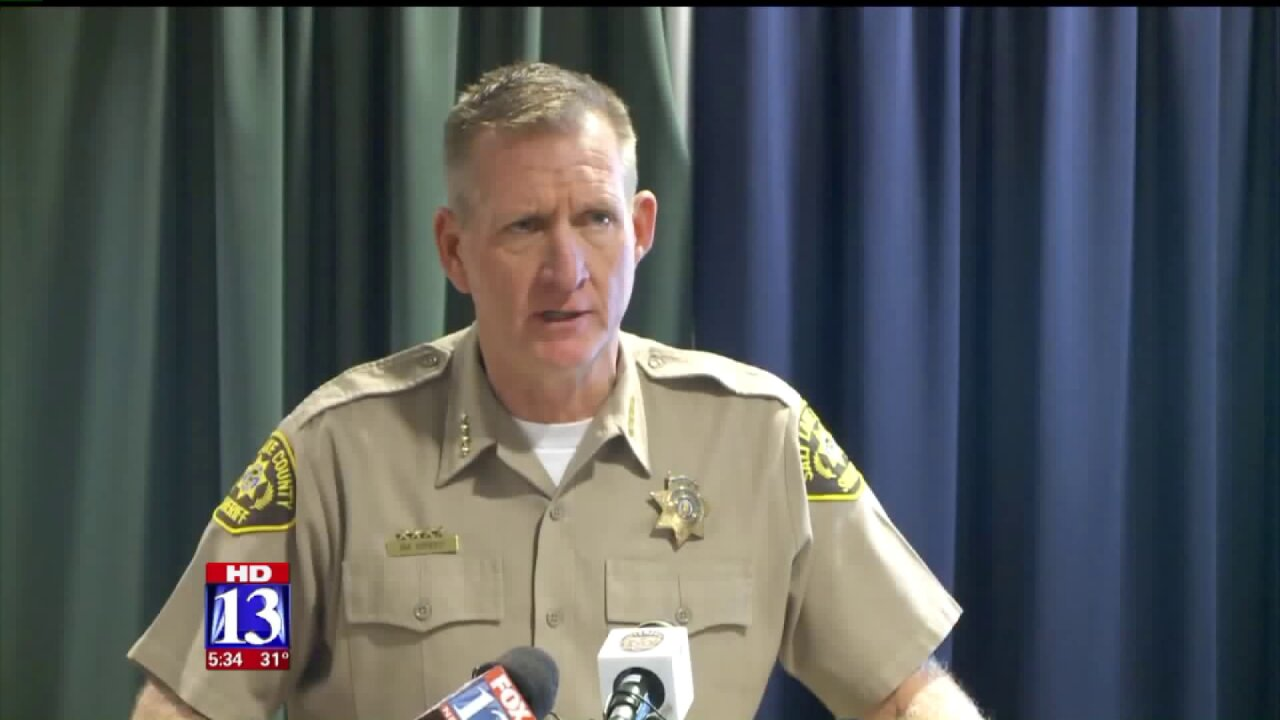 Salt Lake County Sheriff clarifies department's stance on enforcing federal immigration law