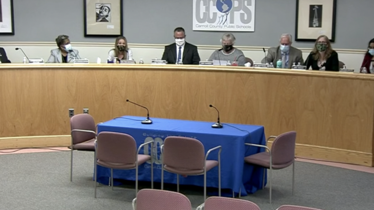 Carroll County Public Schools loosen quarantine policy