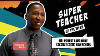 Super Teachers: RobertCarradine