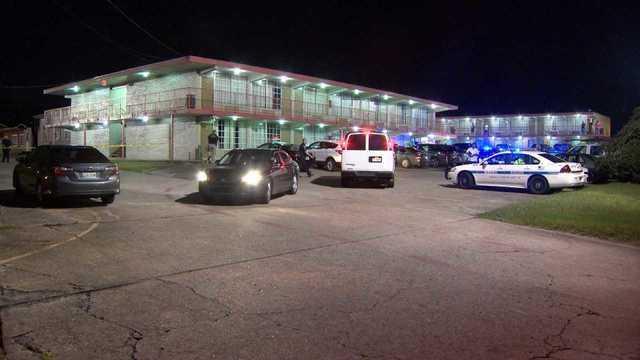 Photos: Police Respond To Hermitage Inn Shooting