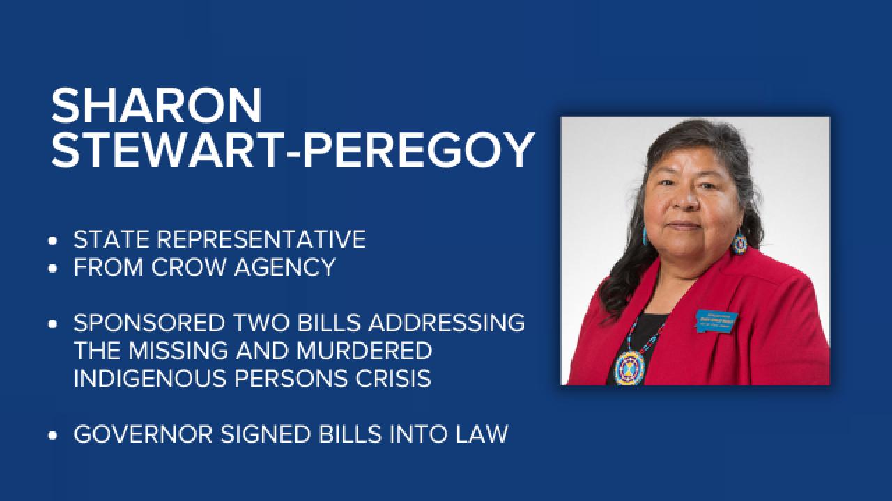 Sharon Stewart-Peregoy