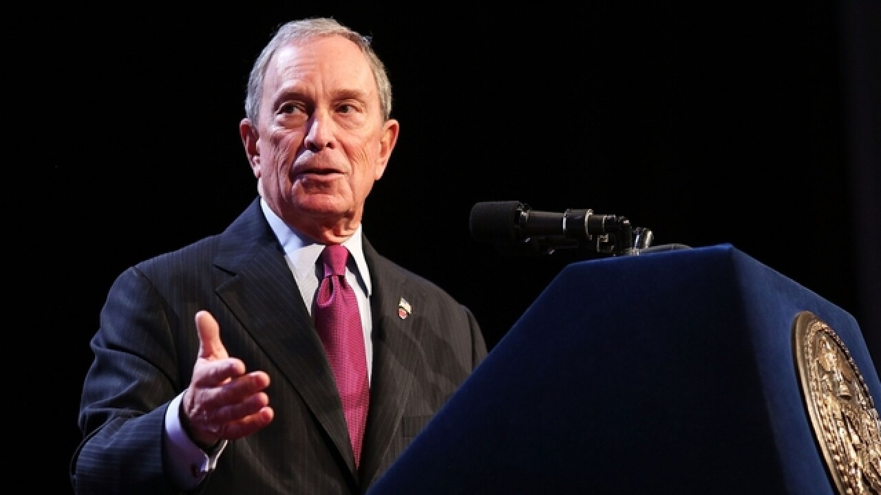 Former NYC Mayor Bloomberg considering presidential run as independent, per report