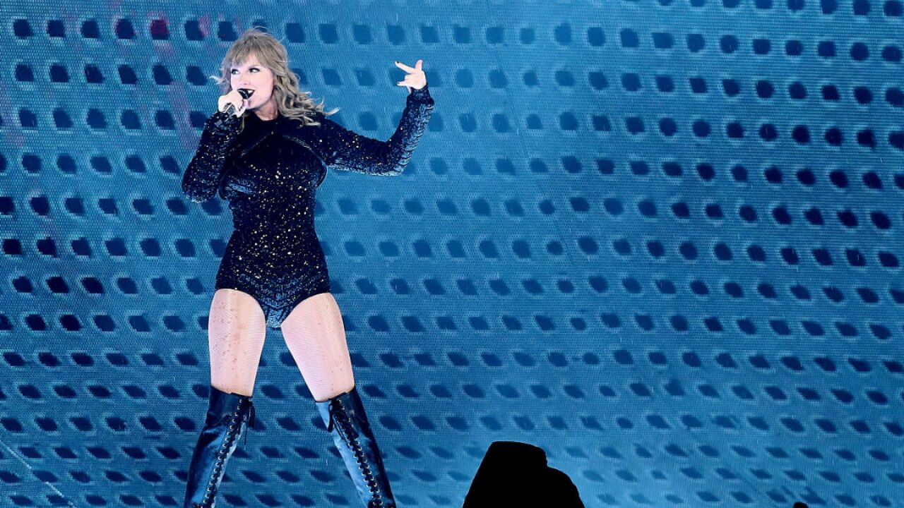 Taylor Swift reportedly used facial recognition at concert to try and ID stalkers