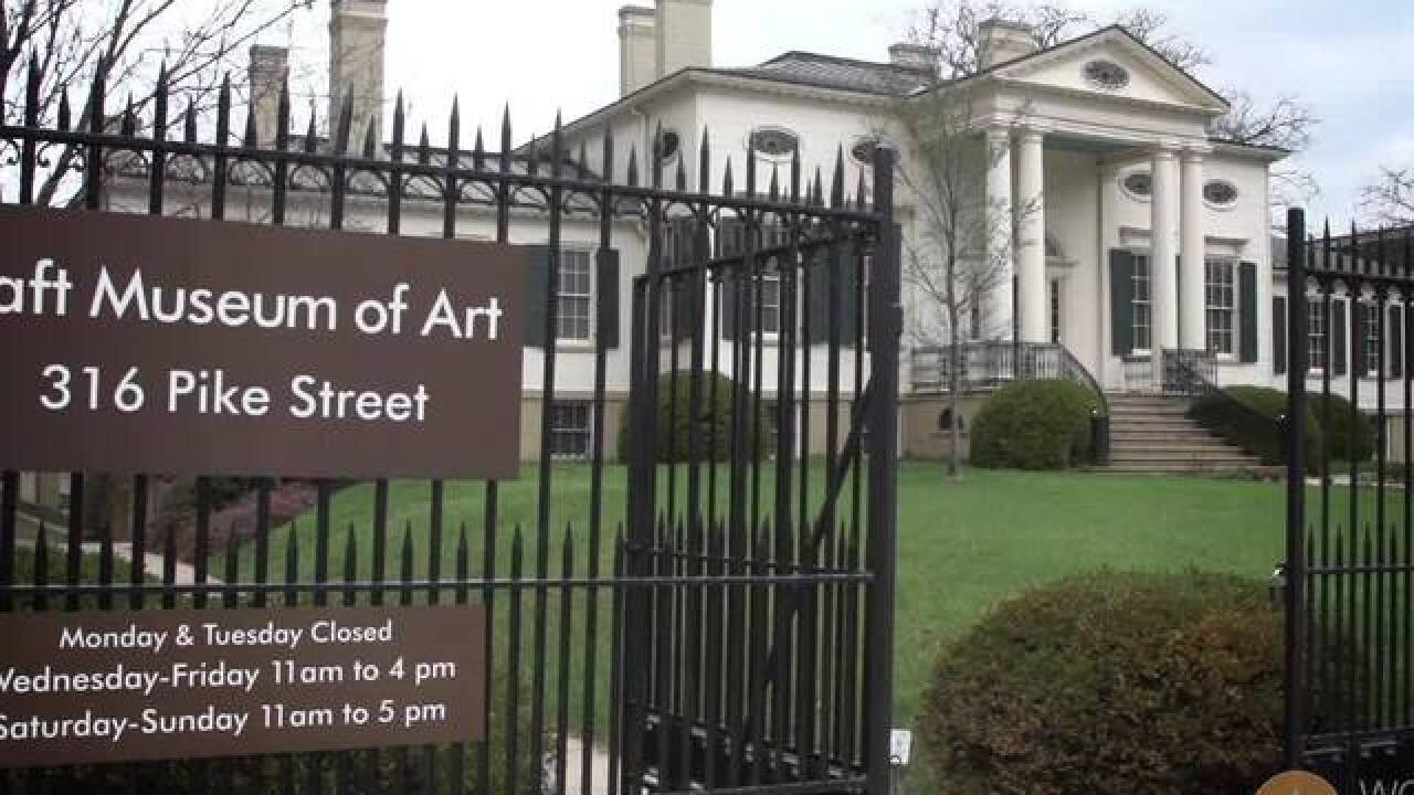 Taft Museum of Art announces $5 million gift
