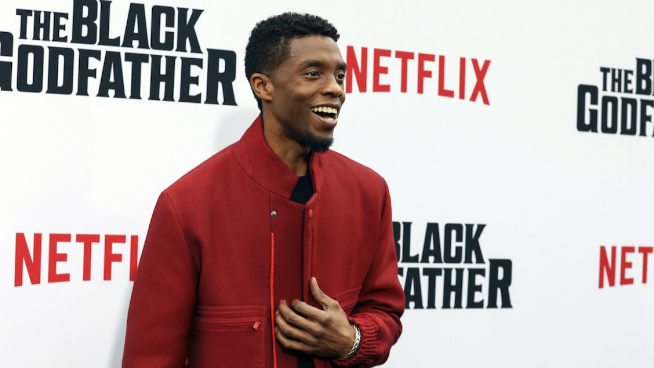 Petitions ask Chadwick Boseman's hometown to replace Confederate monument with statue of late actor
