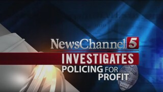 Timeline: Policing for Profit