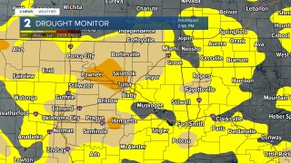 Drought Monitor 9/23/21