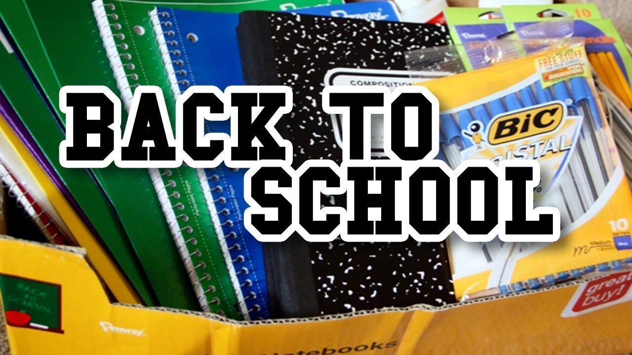 Texas offers tax exemptions for back to school shopping
