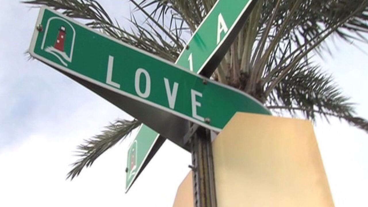 Growing pains on Love Street in Jupiter