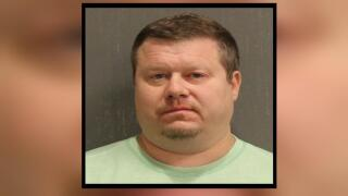 James Kenton roofer mugshot