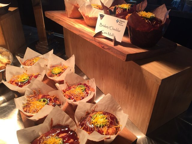 Photo gallery: New food at Comerica Park includes Nutella egg rolls, donut ice cream sandwich
