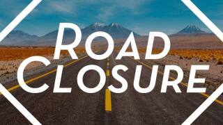road closure public works