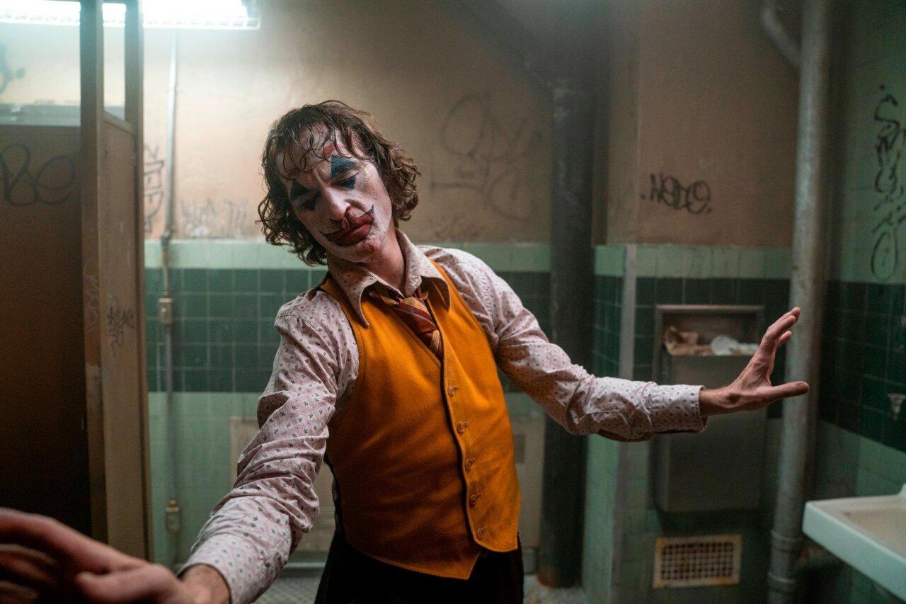 'Joker' was a bonafide box-office hit and an Academy-Award nominee.