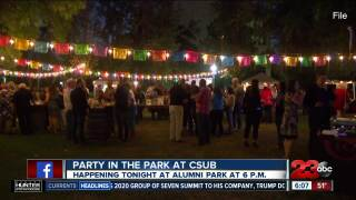 CSUB Party in the Park
