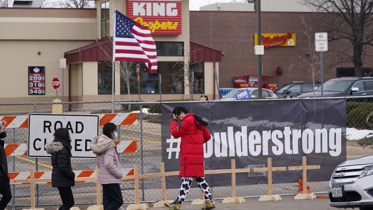 boulder king soopers march 23 boulder strong