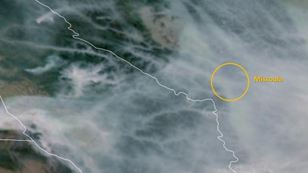 Air Quality Smoke