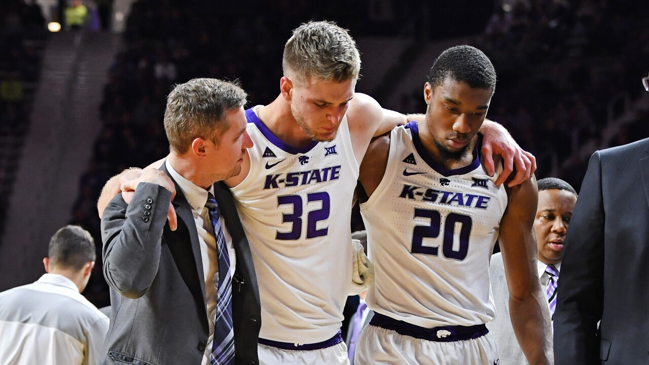 Bruce Weber lists Dean Wade as 'doubtful' for NCAA Tournament