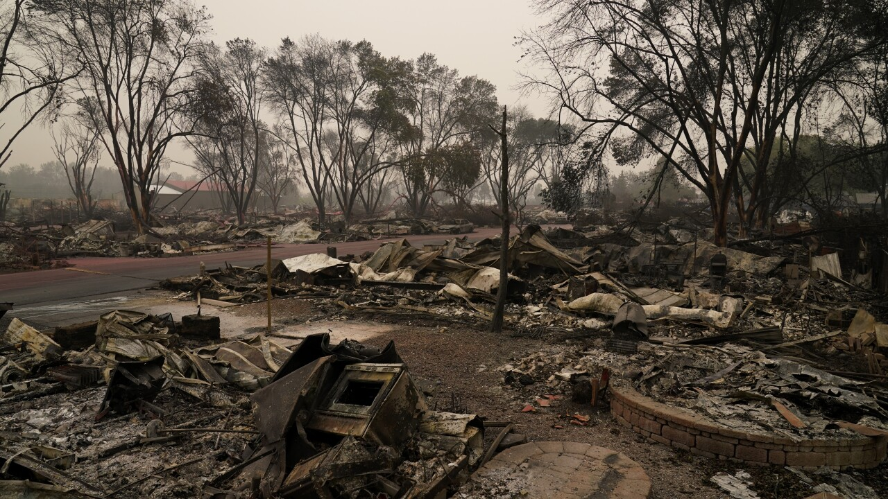 Oregon governor: Dozens missing amid wildfires