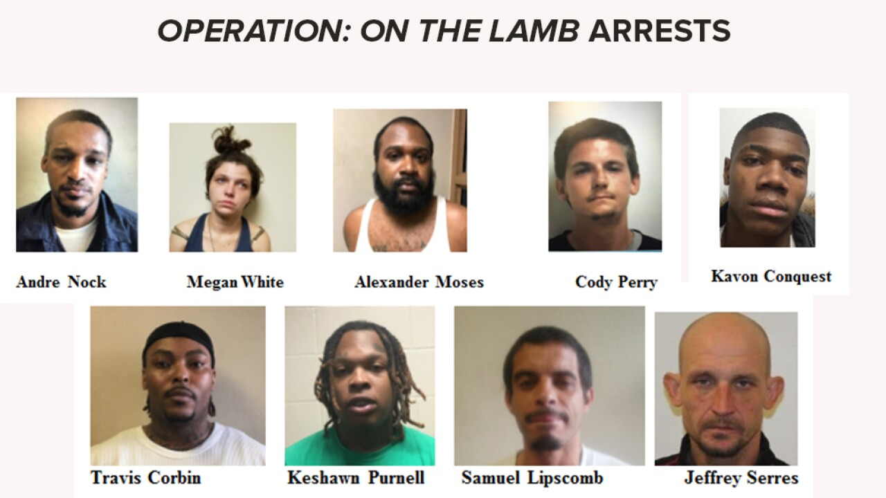 Operation: On the Lamb