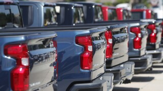GM recalls more than 640,000 pickup trucks for fire-causing seat belts