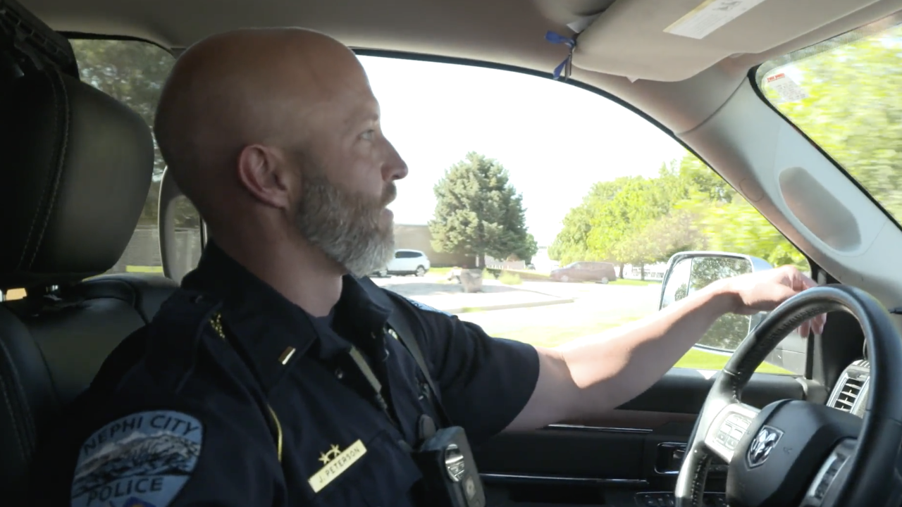 Officers in rural America dealing with much different issues than those in big cities