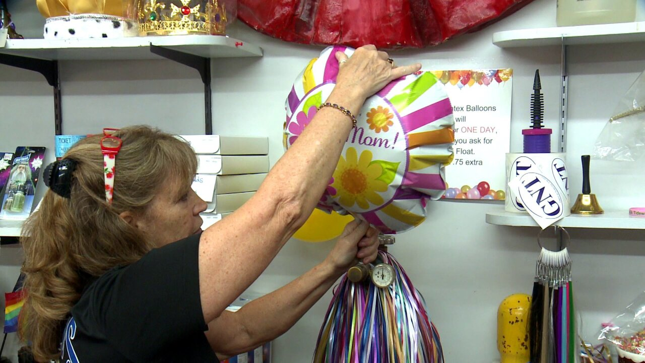 Global helium shortage making it harder to findballoons