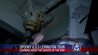 U.S.S. Lexington hosts paranormal investigation