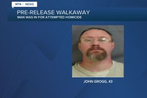 Man sentenced for attempted murder walks away from Billings pre-release center