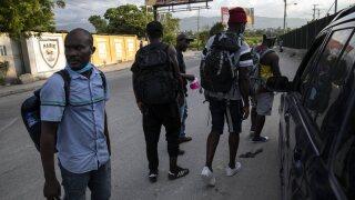 Haiti US Migrants Deported