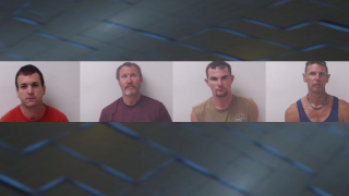 Four people arrested on drug-related charges over the weekend in Bainbridge.png