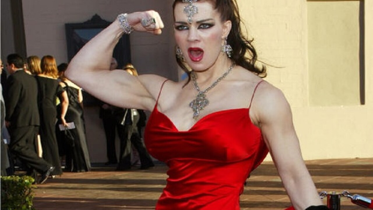 Manager says Chyna's death may be overdose