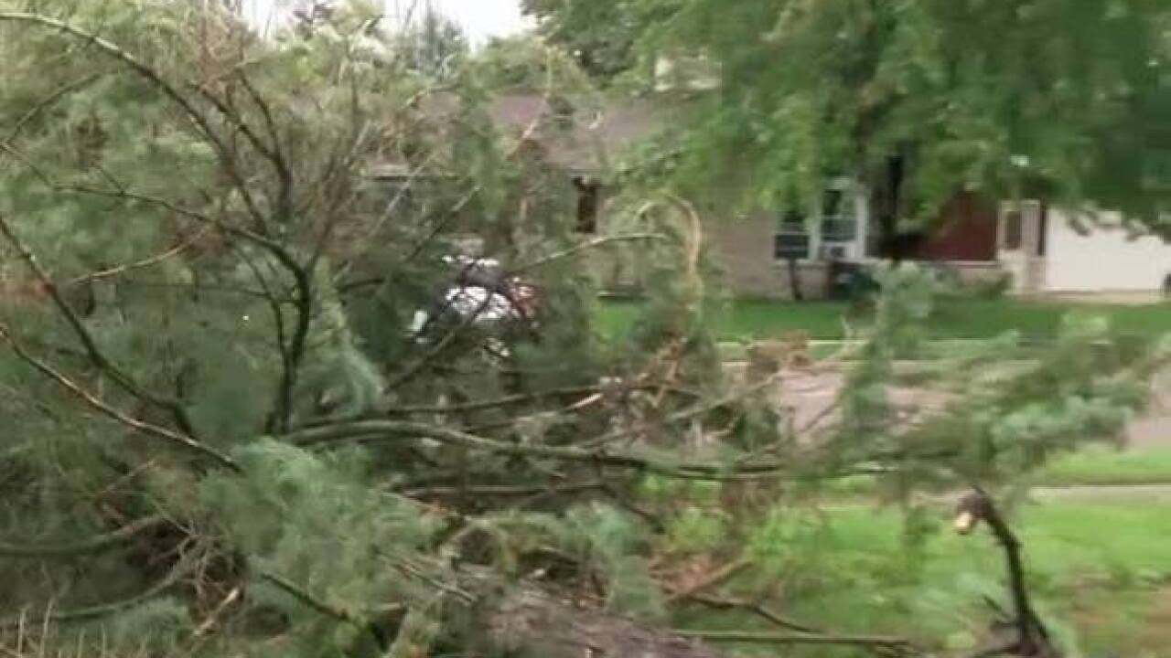 Gov. Walker expands state of emergency statewide after severe storms