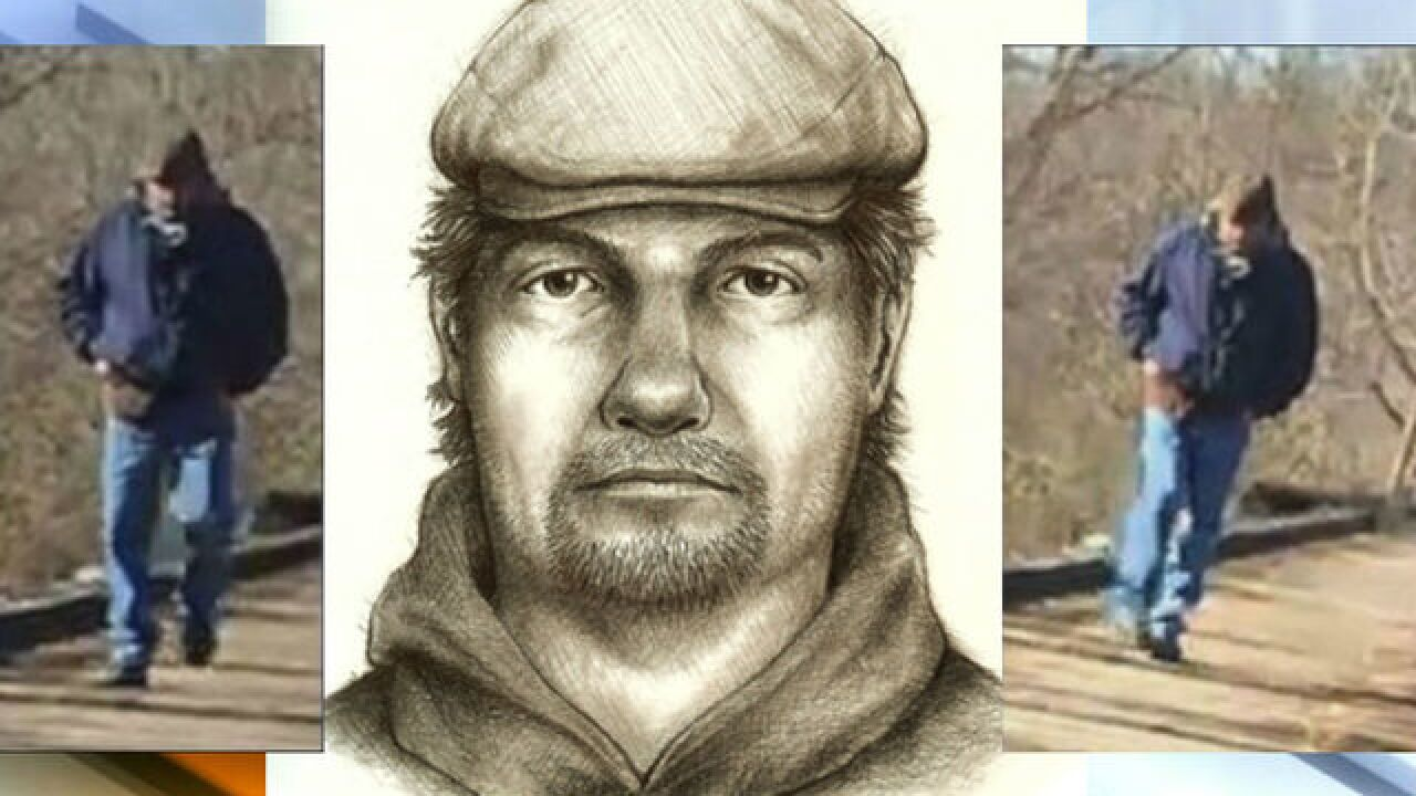 Delphi families hope sketch leads to arrest