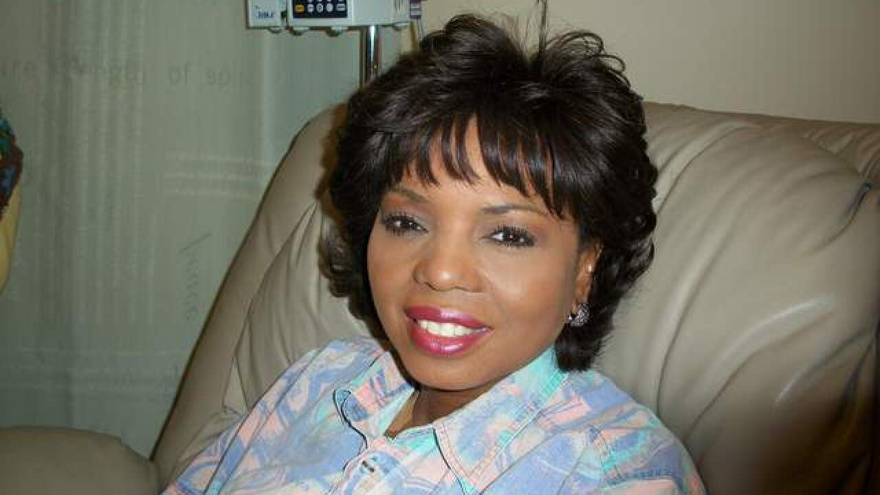 NBC Action News Weekend Anchor Cynthia Newsome reveals her battle with breast cancer