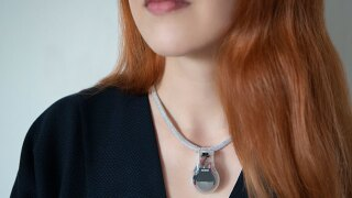 NASA creates pendant to remind you not to touch your face amid pandemic