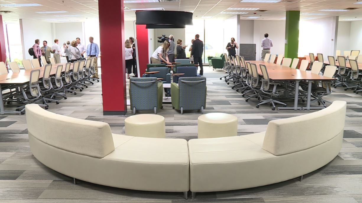 Photos: CodeRVA Regional High School opens in Richmond