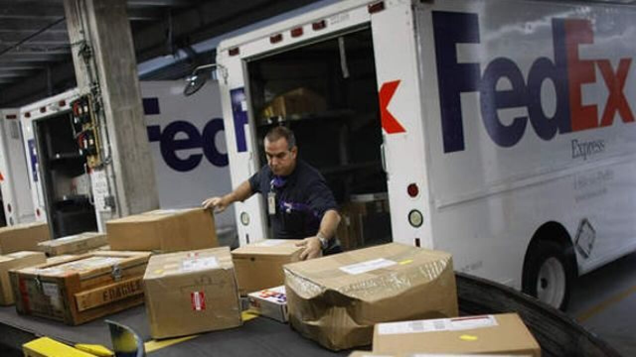 FedEx is offering $5,000 grants to small businesses