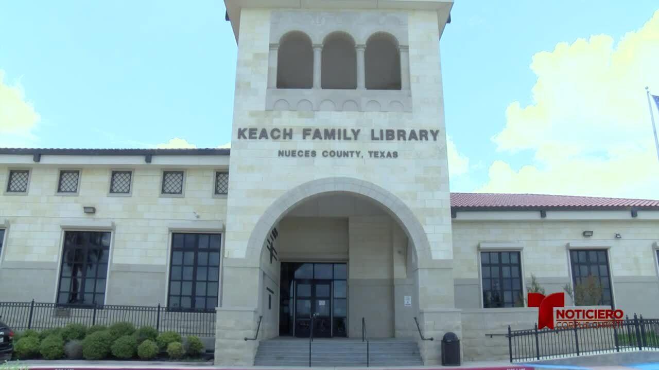KAJA Keach Family library 0909.jpg