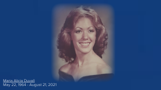 Maria Alicia Duvall May 22, 1964 ~ August 21, 2021