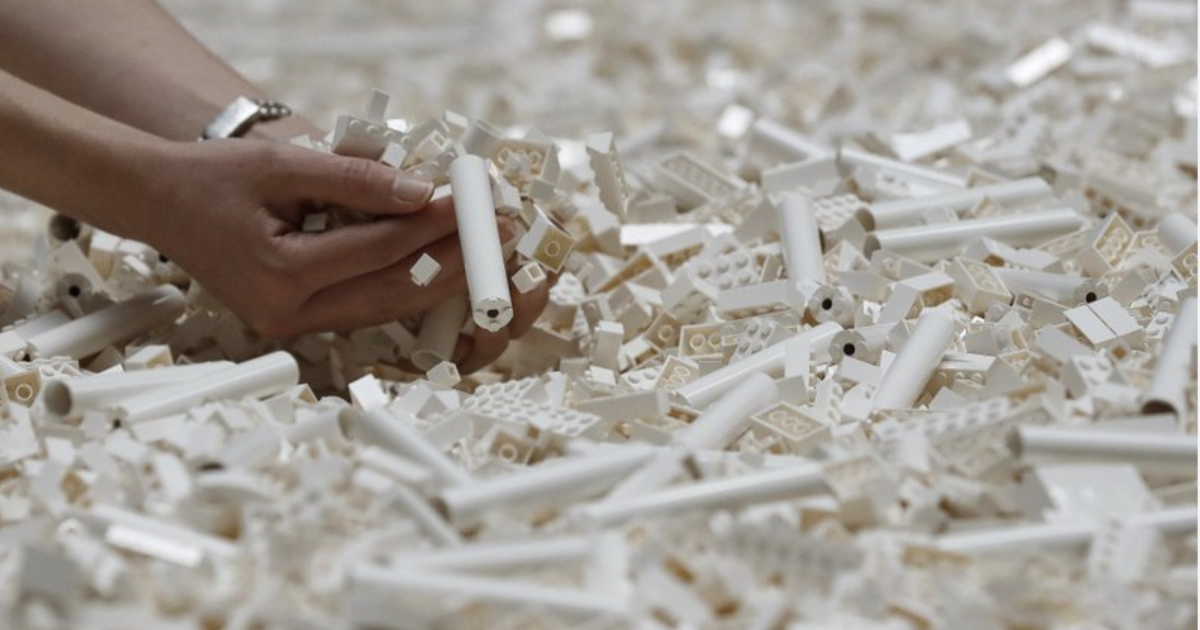 Legos lying around? Toy maker tests way to recycle bricks