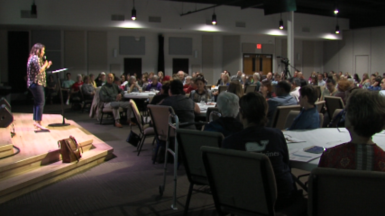 Churches across Waco band together to support students