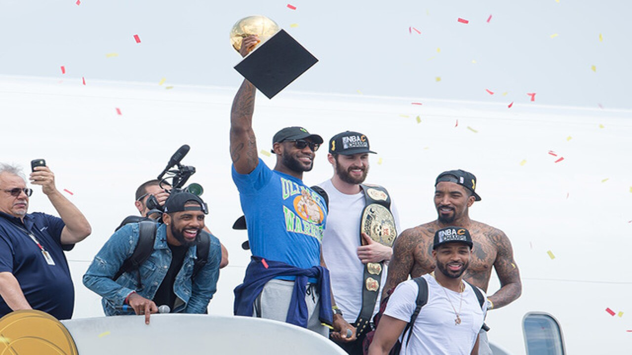 f55fa3ecdc6a LeBron responds to critics in Instagram post after NBA Championship win