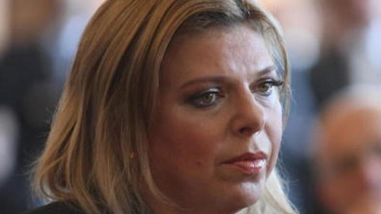 Sara Netanyahu, wife of Israeli Prime Minister, charged with fraud