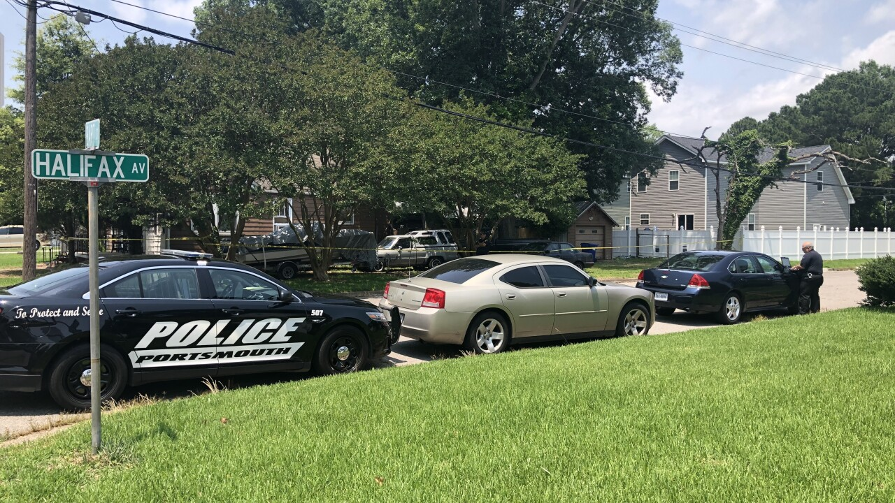 Police investigating after three adults found dead inside Portsmouth home