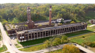 Former Peters Cartridge factory a hot spot for ghost hunters and police